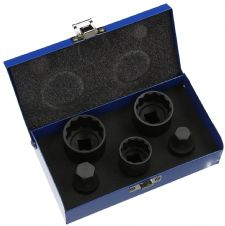 Laser Tools - VAG Hub Nut Socket Set - 4925